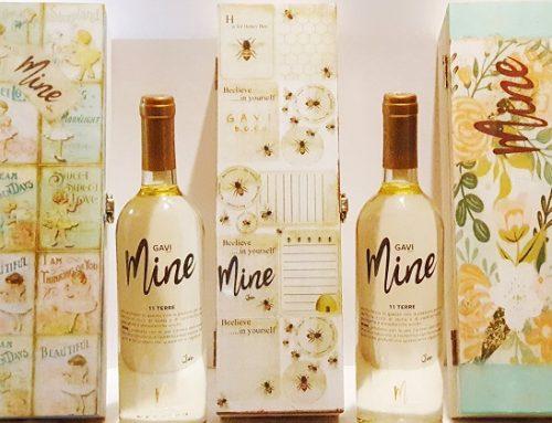 Mine Wine Xmas Edition: cofanetti in legno fatti a mano
