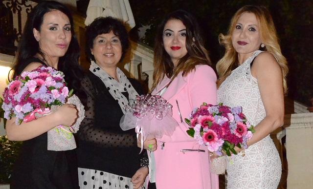 Mirella Stazi, Maria Cristina Schiavone, MariannaDura, Iolanda Pomposelli