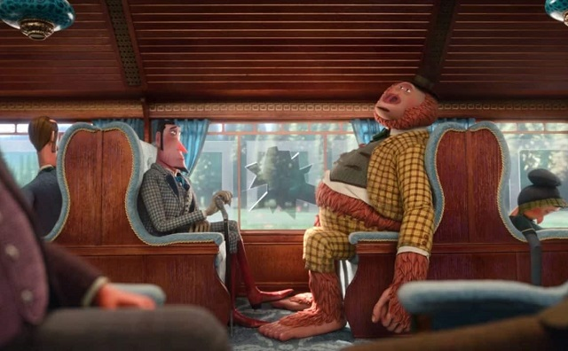 Mister Link: recensione del road movie animato alla ricerca del Bigfoot