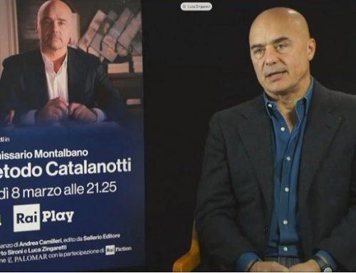 """Il Commissario Montalbano: nuovo episodio """"Il metodo Catalanotti"""""""
