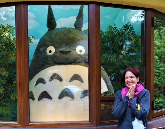 Tokyo una fantastica visita al Museo Ghibli degli anime giapponesi!