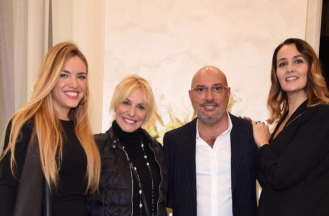 Narciso Beauty: Carolina Rey, Antonella Clerici, Roberto Carminati, Roberta Capua