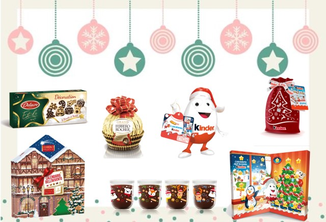 le gustose novità natalizie di casa Ferrero