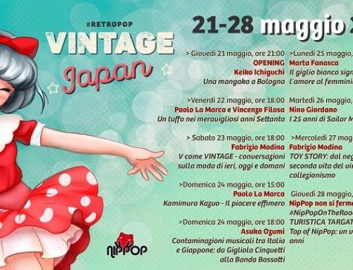 NipPop 2020: Parole e Forme da Tokyo a Bologna in versione livestream