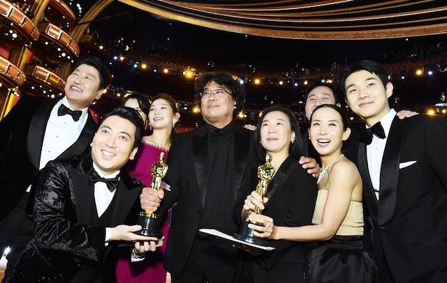 Oscar 2020 il poker d'oro di Parasite e gli altri vincitori