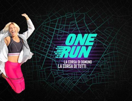 One Run: La corsa di ognuno, la corsa di tutti per rinascita e solidarietà