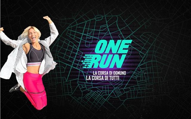 One Run La corsa di ognuno, la corsa di tutti per rinascita e solidarietà