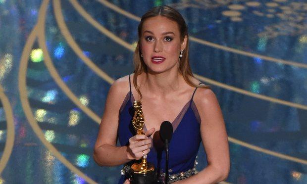 Brie Larson: Room - Migliore attrice protagonista
