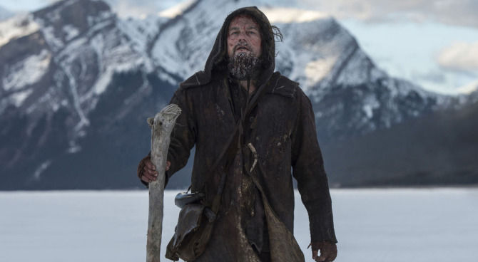 The Revenant - Miglior fotografia