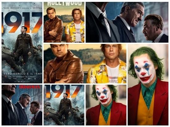 Oscar 2020 nomination da Joker a Leonardo di Caprio