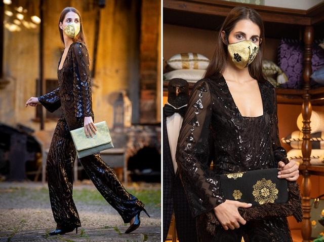 Eleonora Lastrucci outfit per San Valentino