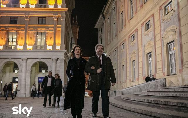 PETRA: la miniserie in giallo di SKY Original con Paola Cortellesi