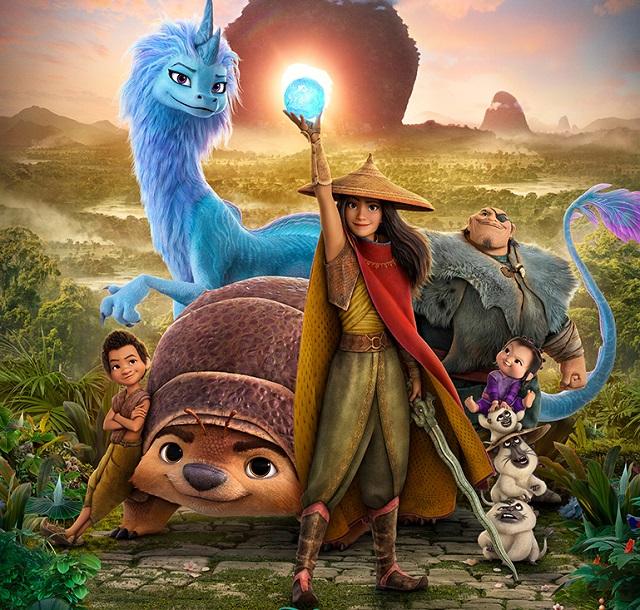 Raya e l'Ultimo Drago trama, trailer e recensione del nuovo film Disney