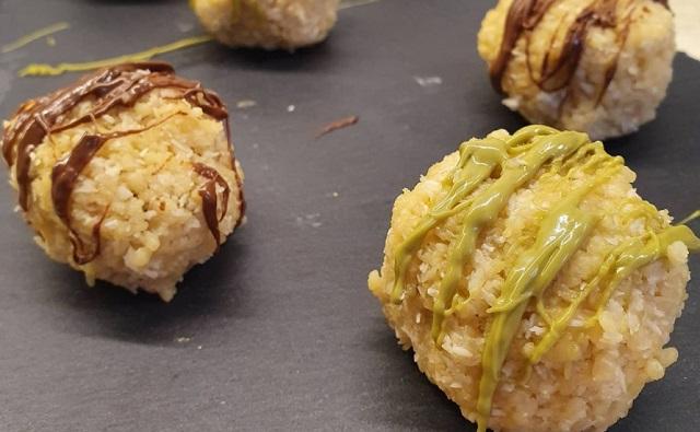 Ricette facili, veloci e golose: palline di cous cous dolci