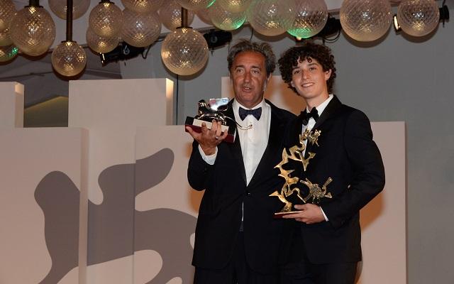 Venezia 78: ecco tutti i premi ufficiali tra cui il Leone d'Argento a Sorrentino