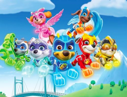 Paw Patrol Mighty Pups: Il film evento dei Supercuccioli di Nickelodeon