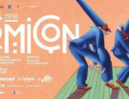 COMICON: festeggia i 20 anni dal 28 aprile all'1 maggio alla Mostra d'Oltremare di Napoli