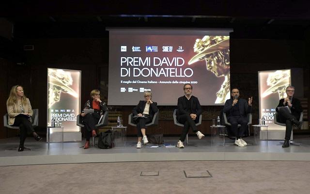 David di Donatello 2020: nomination, favoriti e dove vedere la cerimonia