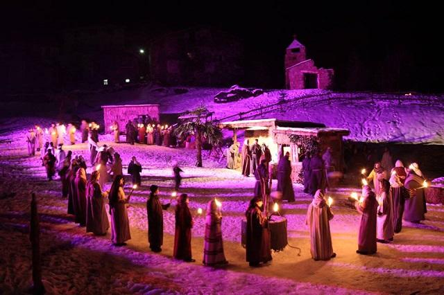 idee natale sulla neve