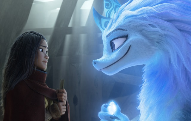 Raya e l'Ultimo Drago: il nuovo trailer in italiano del film Disney