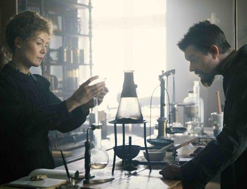 Radioactive: la rivoluzionaria vita di Marie Curie (recensione)