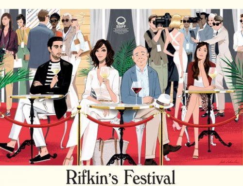 """""""Rifkin's Festival"""" solo al cinema dal 6 maggio (Vision Distribution)"""