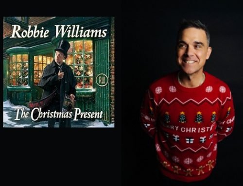 Robbie Williams: Can't Stop Christmas ecco il video del nuovo singolo
