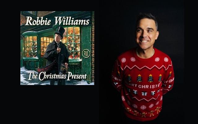 Robbie Williams: Can't Stop Christmas ecco il video del nuovo singolo