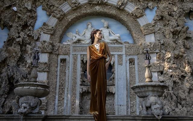 Roberta Redaelli celebra l'Italia nella sua nuova collezione autunno inverno