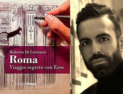 Roma. Viaggio segreto con Eros: storia illustrata di Roberto Di Costanzo