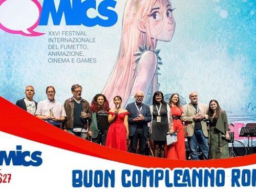 Romics 2021: XXVII edizione fino al 3 ottobre alla Fiera di Roma