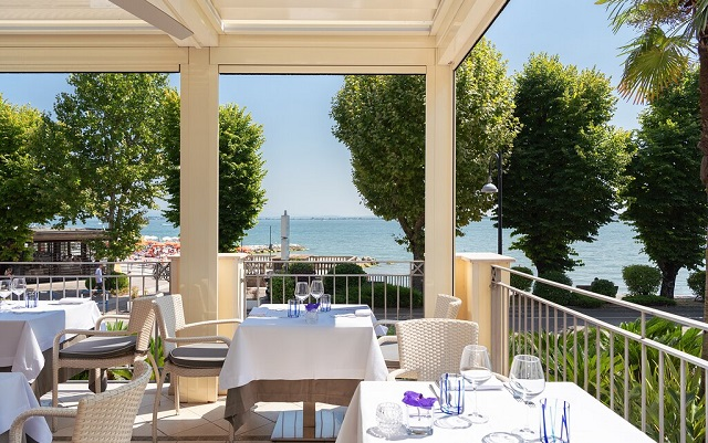 10 ristoranti trendy per 10 destinazioni TOP di questa estate