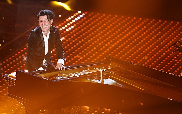 Sanremo 2016 seconda serata: Ezio Bosso