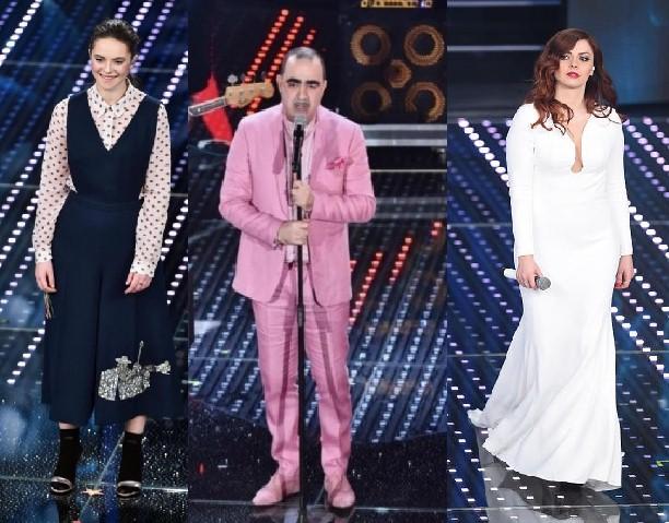 Sanremo 2016 seconda serata: Francesca Michielin, Elio e le storie tese, Annalisa