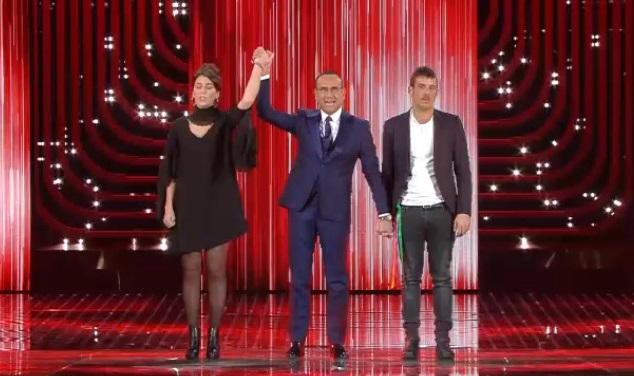 Sanremo 2016: sfida Miele, Francesco Gabbani