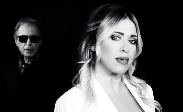 Sara Wilma Milani canta There for me con Carmelo La Bionda