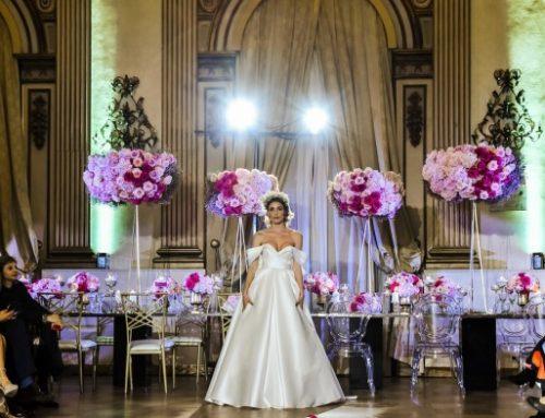 Bridal Weekend in Rome: la moda sposa illumina Palazzo Brancaccio