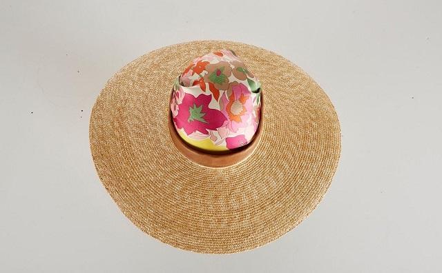 Cappelli di paglia: da Montegallo e Mantero 1902 nasce Silk and Straw hat