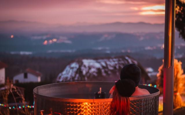 Dove andare a San Valentino 6 mete in glamping per un romantico break