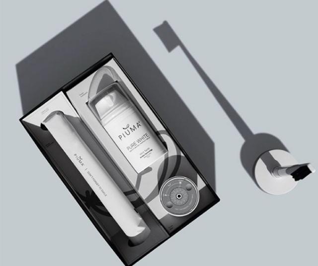 Piuma Brush: lo spazzolino stiloso ed eco-friendly 100% made in Italy