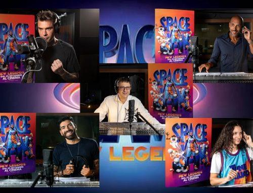 Space Jam: New Legends – le guest star della squadra delle voci italiane