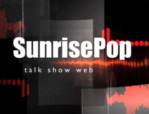 SunrisePop: torna il 14 marzo il talk show web di DiTutto