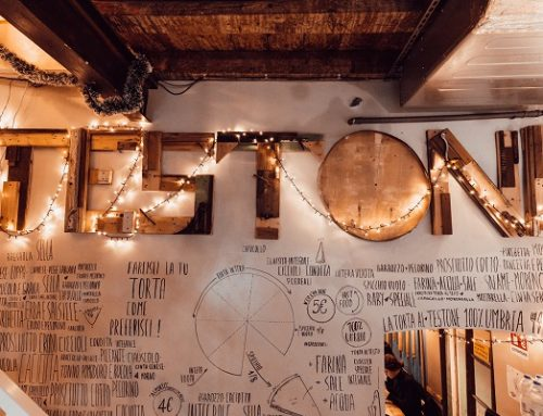 Testone diventa atelier della mostra Canapy ispirata alla Valnerina