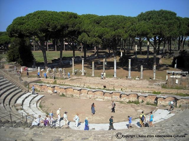 Teatro (Ostia Antica)