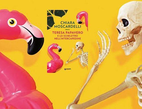 Teresa Papavero e lo scheletro nell'intercapedine (recensione)