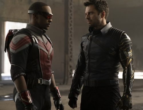 The Falcon and The Winter Soldier: Fabio Rovazzi intervista i protagonisti