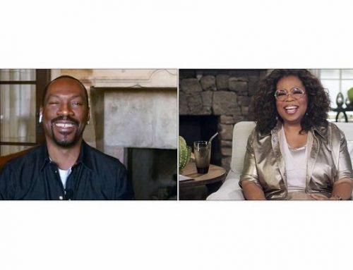 Oprah Winfrey ospita la leggenda della commedia Eddie Murphy