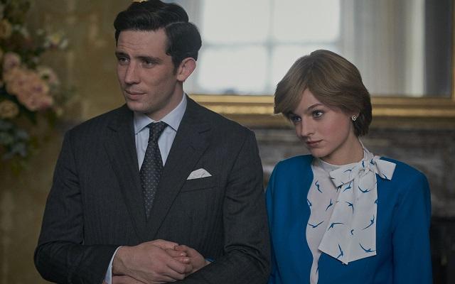 The Crown 4 recensione in anteprima della serie Netflix sui Reali inglesi