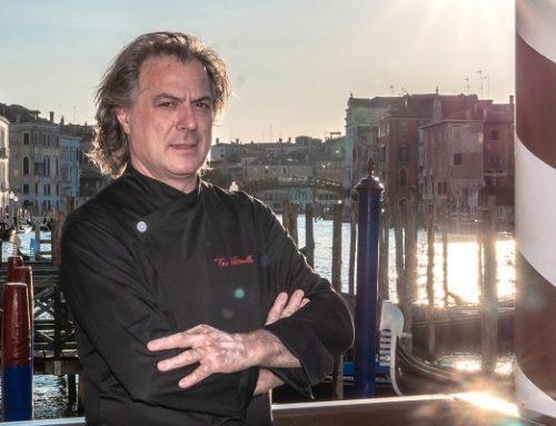 Tino Vettorello: si conferma lo chef della 77° Mostra del Cinema di Venezia