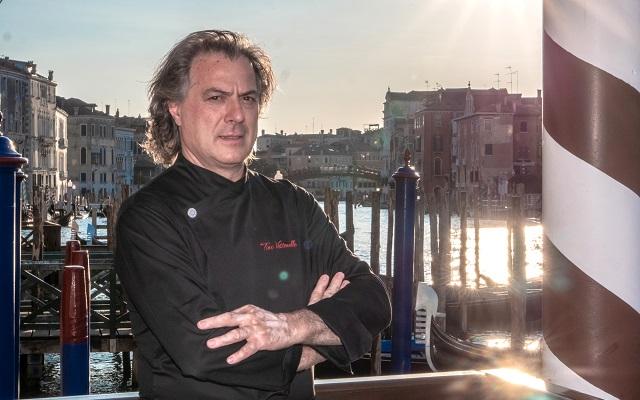 Tino Vettorello si conferma lo chef della 77° Mostra del Cinema di Venezia